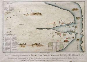 Sydney Cove 1788