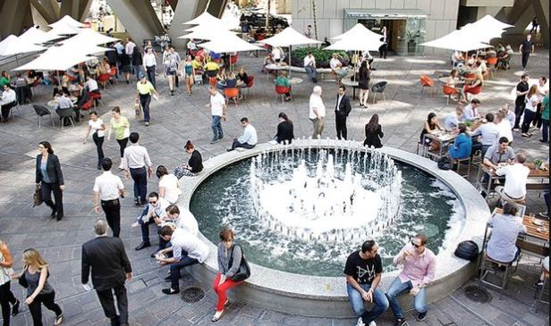 Australia Square Plaza