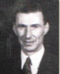 Frank Percy Doel. 14th July 1908 - 22nd December 1968.