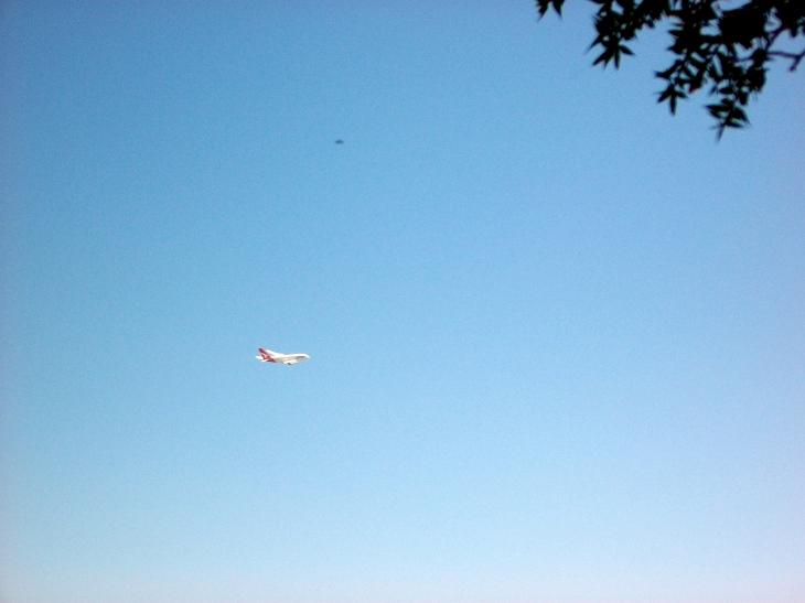 Qantas to LA