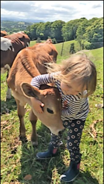 Love me love my calf